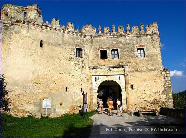 Boskovice - zamek