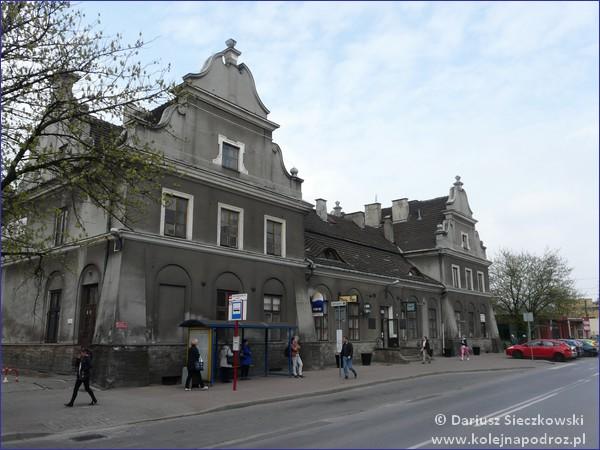 Dworzec w Pruszkowie
