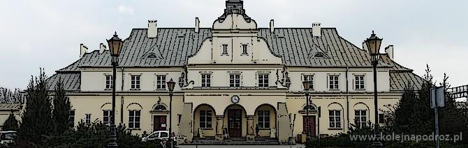Żyrardów – dworzec kolejowy