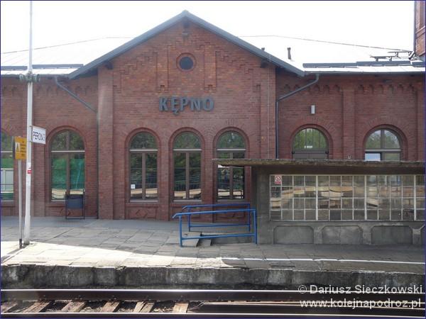 Dworzec w Kępnie