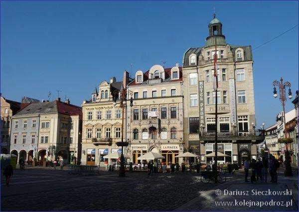 Liberec - Plac Benesza