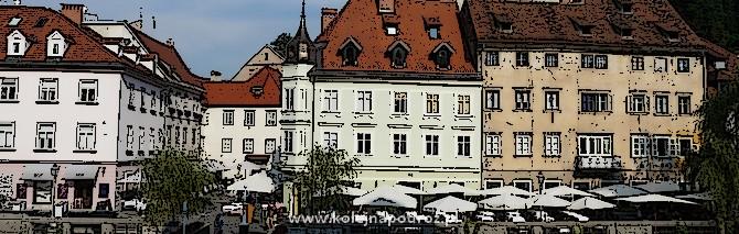 Budapeszt – Lublana od 9 euro