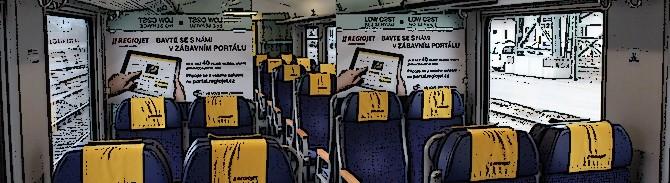 Pociąg Praga – Rijeka i Split Regiojet – informacje (2021)