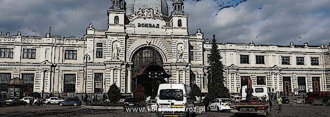 Lwów – dworzec kolejowy