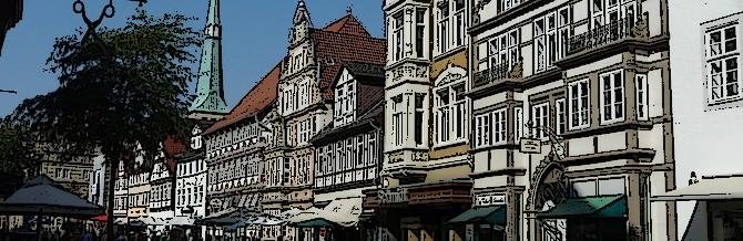 Niedersachsen-Ticket – koleją po Dolnej Saksonii (przewodnik)
