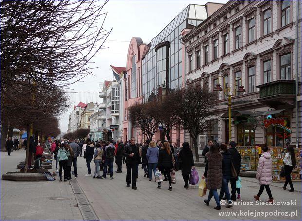 Deptak w Stanisławowie