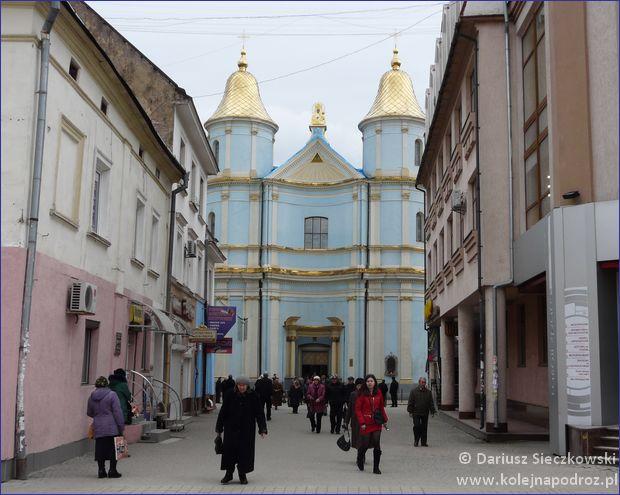 Iwano-Frankowsk - kościół ormiański