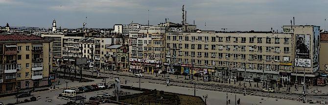 Iwano-Frankowsk (Stanisławów) – wrażenia