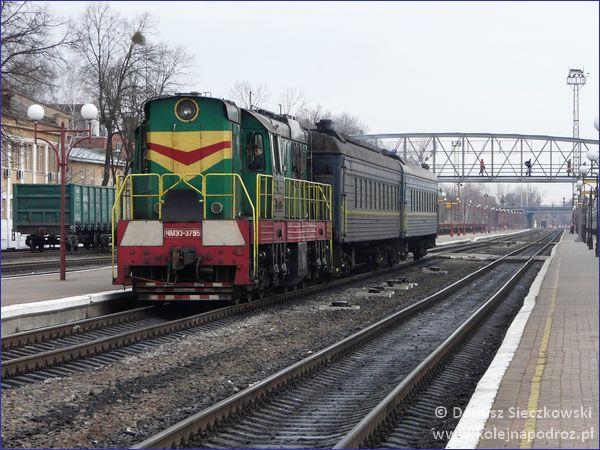 Koleje ukraińskie