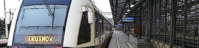 Pociąg Jelenia Góra – Trutnov w 2017 roku