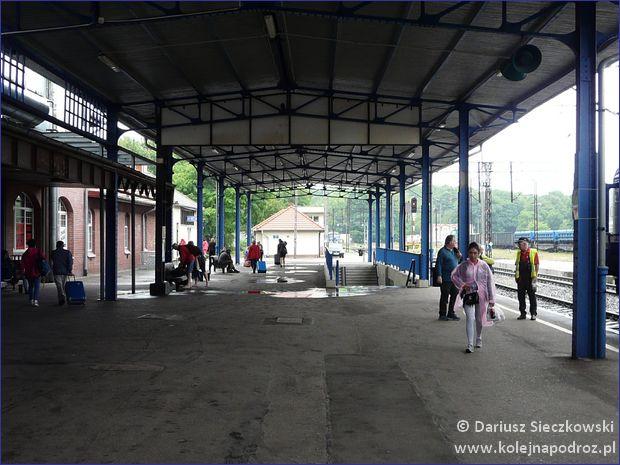 Kołobrzeg - dworzec kolejowy