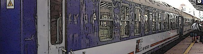 Wagon sypialny jako kuszetka PKP Intercity – wrażenia