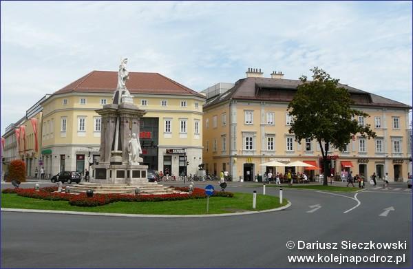Centrum Klagenfurtu