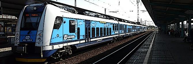 Podróż pociągiem po Czechach ze zniżką 75% – informacje