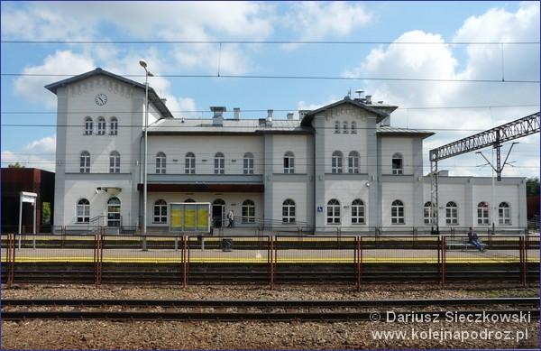 Kutno - dworzec