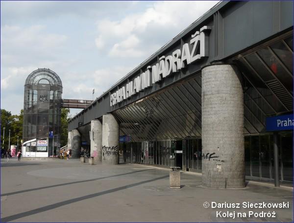 Praga dworzec