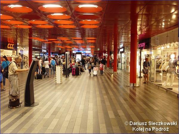 Dworzec w Pradze