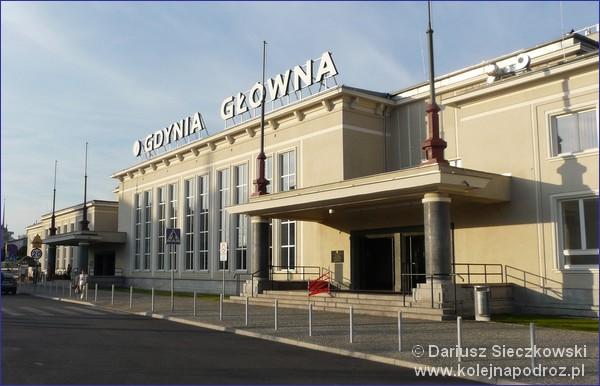 Dworzec kolejowy Gdynia Główna