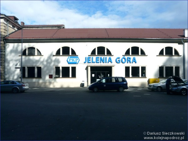 Dworzec kolejowy Jelenia Góra