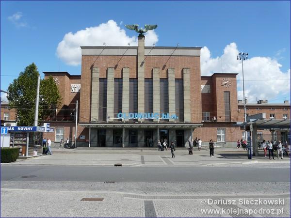 Dworzec w Ołomuńcu
