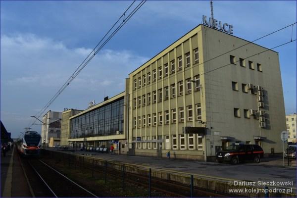 Kielce - dworzec