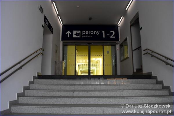 Dworzec kolejowy Miechów