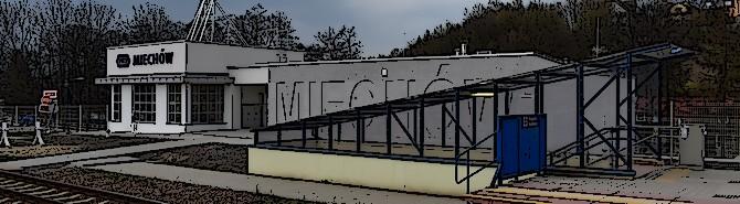 Dworzec kolejowy Miechów – informacje