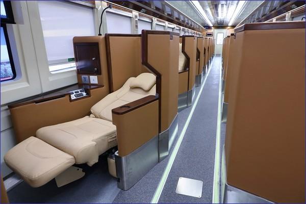 Indonezja pociąg