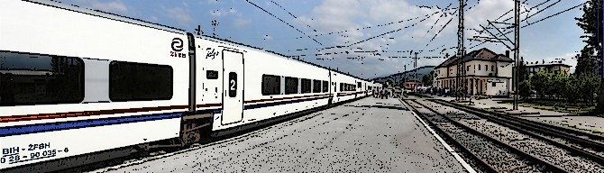 Pociąg Sarajewo – Bihać – informacje