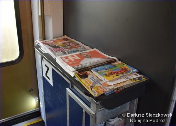 Czeskie gazety