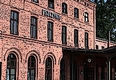 Dworzec kolejowy w Pszczynie – informacje