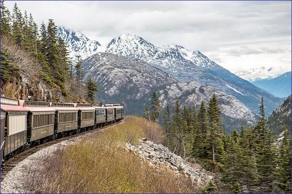 Kolej na Alasce
