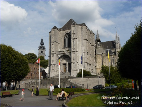 Kolegiata w Mons