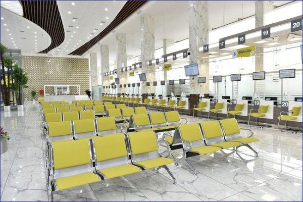 Baku dworzec