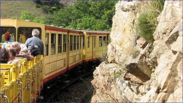 Train de Jaune