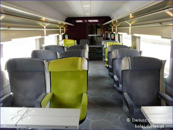 I klasa TGV