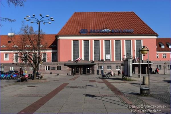 Gliwice - dworzec kolejowy