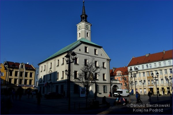 Ratusz w Gliwicach