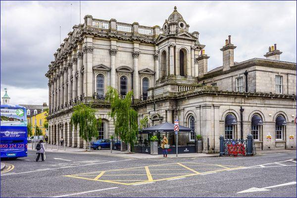 Dublin Heuston dworzec