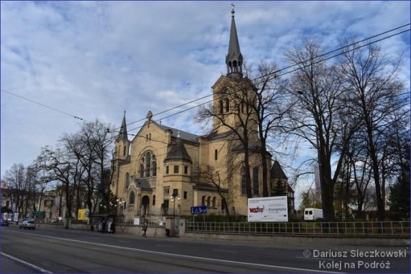 Kościół luterański Katowice