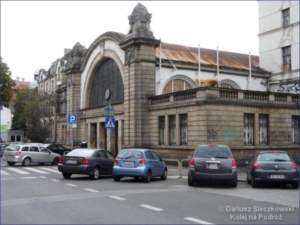Stary dworzec w Katowicach