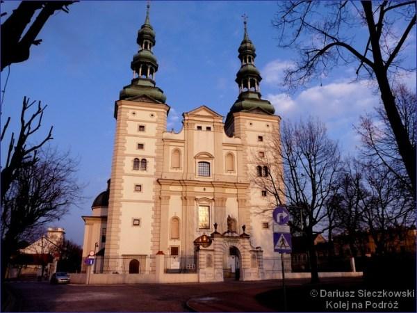 Łowicz katedra