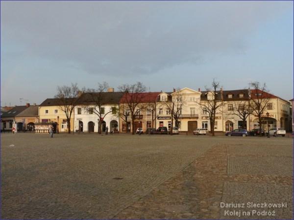 Nowy Rynek w Łowiczu