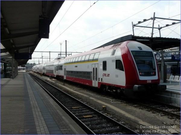 Kolej w Luksemburgu
