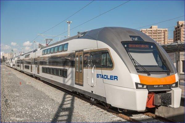 Azerbejdżan pociąg
