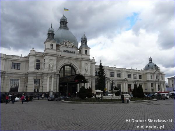 Lwów dworzec