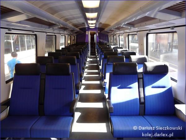 Bruksela - Amsterdam pociąg