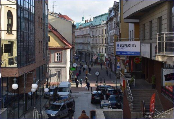 ulica 11 Listopada w Bielsku-Białej