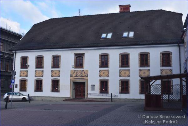 Dom Cechowy bielskich sukienników