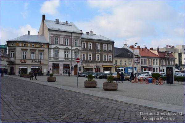 Plac Wojska Polskiego Bielsko-Biała